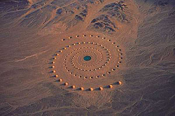 Desert breath, cos'è la Land Art?