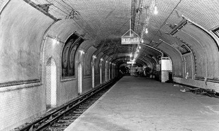 Metro fantasma, progetti ambiziosi per Parigi