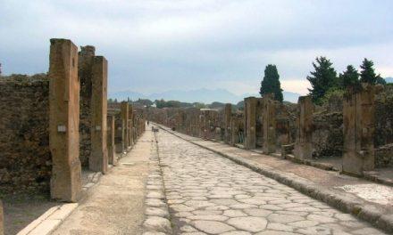 La Grande Bellezza, Pompei e l'ottimismo al potere