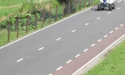 A Roma primo esperimento con il nuovo asfalto green