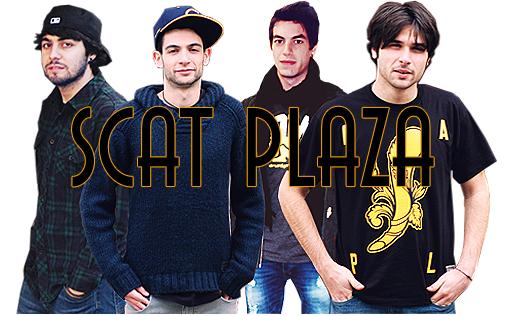 Gli Scat Plaza e il potere del funk