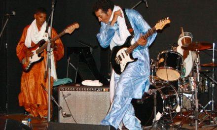 Bombino, dal Niger un blues che non conosce confini