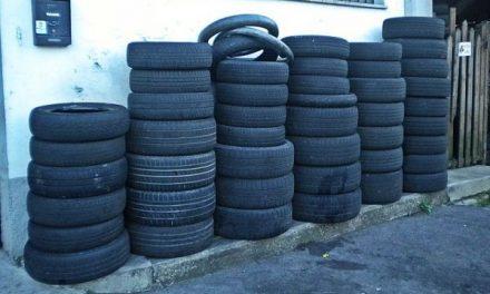 Riciclare pneumatici: i dati di Ecopneus