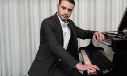 Una promessa del pianoforte: Bruno Francesco Leone