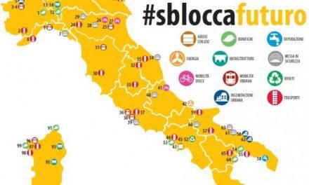#sbloccafuturo, le 101 proposte sostenibili di Legambiente