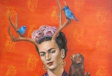 A Roma, una originale mostra dedicata a Frida Kahlo