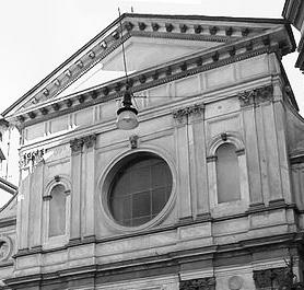 Santa Maria presso san Satiro: l'illusione del Bramante