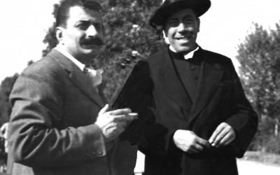 """Da don Camillo a """"don"""" Francesco: il """"cortocircuito"""" di Brescello"""