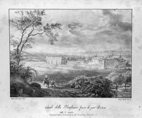 Villa Papale della Magliana, un tesoro sconosciuto