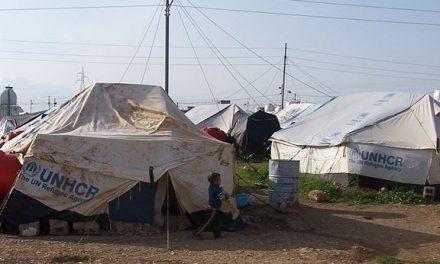 In Kurdistan, emergenza umanitaria per i profughi