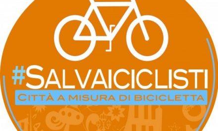 #Salvaiciclisti in piazza: No alle morti sulla strada