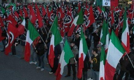 La fasciomafia alla romana nell'Italia delle menzogne