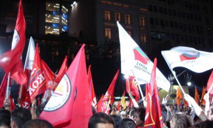 Avanti a sinistra, ma la sinistra, in Italia, non c'è più