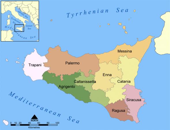I nemici della Sicilia (il MUOS e altri orrori)