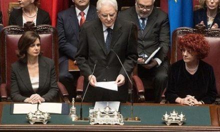 Sergio Mattarella, un presidente di alto profilo in un'Italia piccola piccola