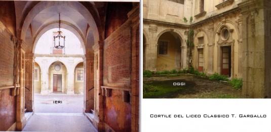 Il fu liceo classico Tommaso Gargallo