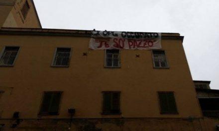 """""""Je so' pazzo"""", petizione contro lo sgombero dell'ex Opg di Napoli"""