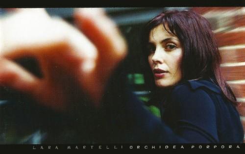 """Lara Martelli e la nuova primavera di """"Orchidea Porpora"""""""