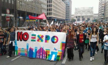 No Expo, le ragioni della protesta
