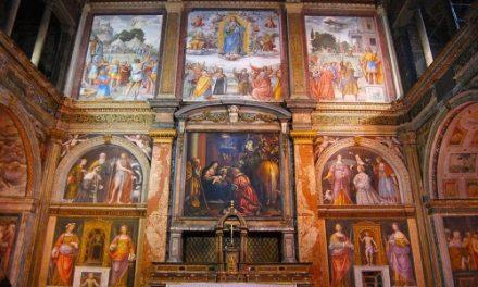 """Rinasce San Maurizio, la """"Cappella Sistina di Milano"""""""