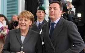 German Italian Consultations in Berlin