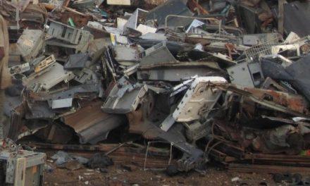 Smaltimento Raee: l'Europa ricicla in modo scorretto