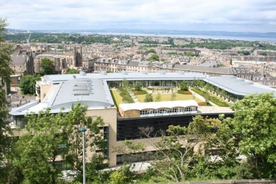 Roof garden, l'architettura sostenibile per le grandi città