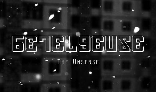 Un'esplosione di suoni nell'album dei The Unsense