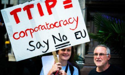 TTIP e l'anarchia economica postmoderna
