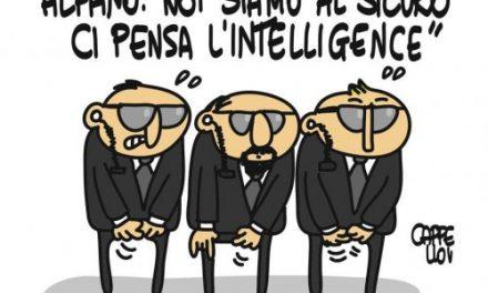 L'intelligence di Alfano…