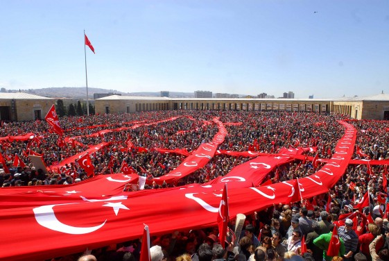 Erdogan, il palo dell'Occidente