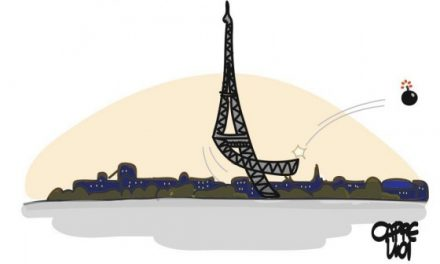 Parigi, l'attacco e la difesa