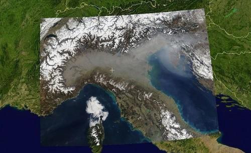 Inquinamento dell'aria: in Italia record di morti premature