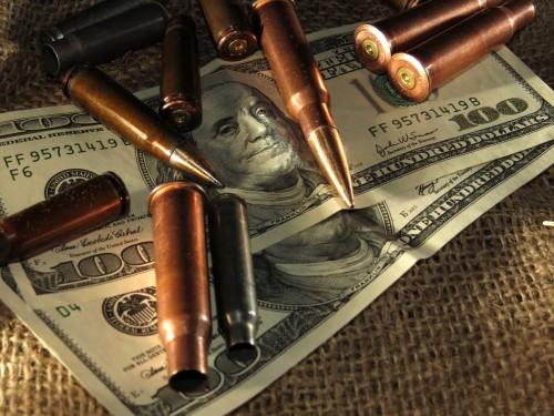 L'italia ripudia la guerra, l'Italia finanzia la guerra. Con le armi.