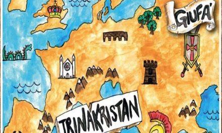 """Giufà e il loro """"Trinakristan"""", il ritorno del folk d'autore"""