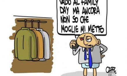 Family Day e famiglie tradizionali…