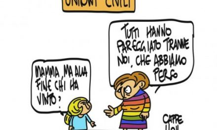 Unioni civili e stepchild adoption