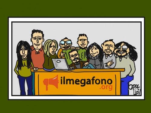 I nostri primi 10 anni: buon compleanno Megafono!