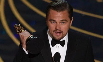 Leonardo Di Caprio, un attivista da Oscar