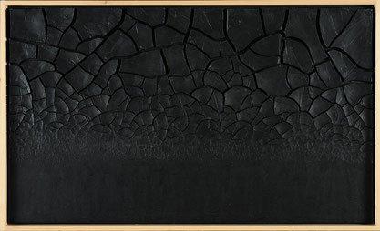 """Arriva in Europa la retrospettiva """"Alberto Burri: The trauma of paintings"""""""