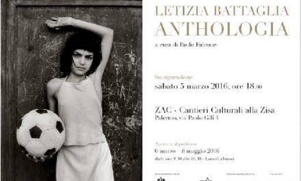Palermo celebra Letizia Battaglia