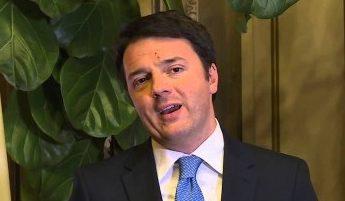 L'ipocrisia di Renzi: negli USA loda le rinnovabili, in Italia le penalizza
