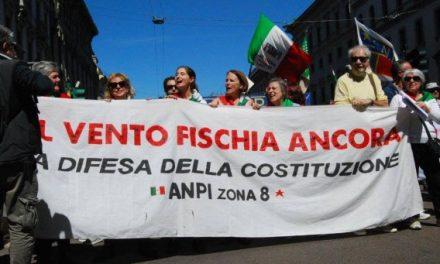 Le finte riforme, la Costituzione e l'antifascismo