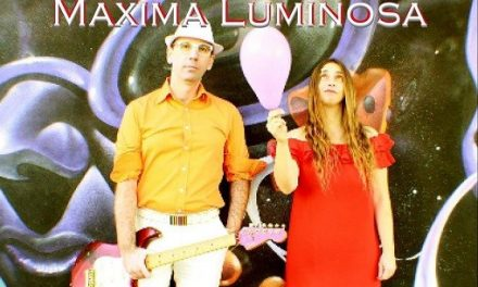 Maxima Luminosa, elettro pop/rock originale e una voce che seduce