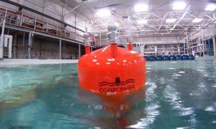 WaveSpring: l'energia pulita viene dalle onde