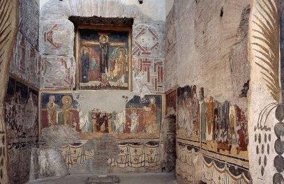 Santa Maria Antiqua la cappella Sistina dell'antichità