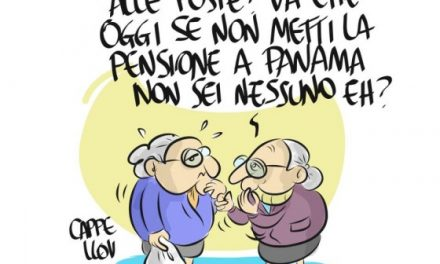 Effetto Panama Papers…