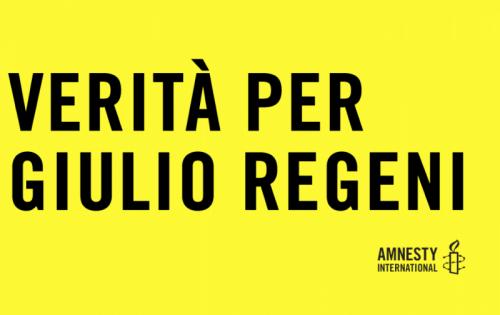 La verità su Giulio Regeni sia una priorità nazionale