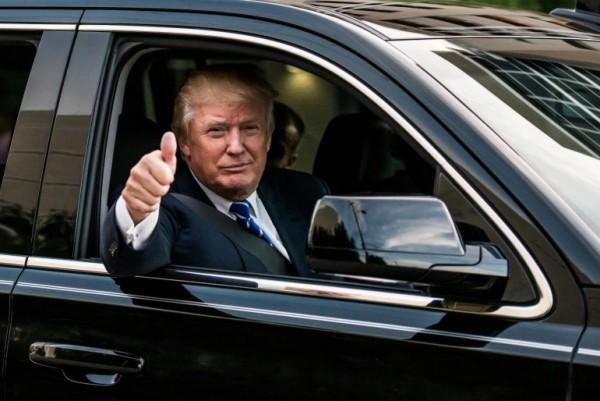 Sul viaggio di Trump c'è poco da ridere