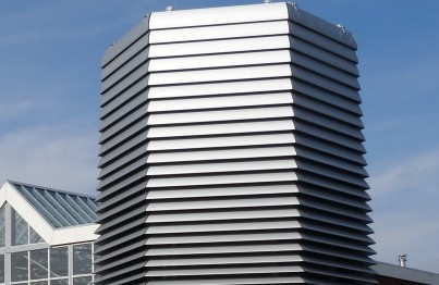 Dall'Olanda una nuova torre mangia-smog